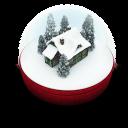 Xmas Snow Globe Emoticon