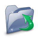 Folder Downloads SZ Emoticon