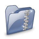 Folder Dossier Zip SZ Emoticon