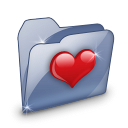 Folder Dossier Favoris SZ Emoticon