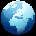 Globe Vista Emoticon