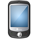 HTC Touch Front Emoticon