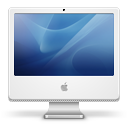 IMac G5 ISight 2 Emoticon