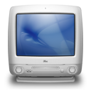 IMac G3 Snow 2 Emoticon