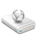 Network Drive Alternative Emoticon
