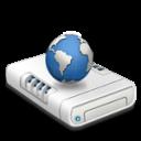 Network Drive Emoticon