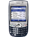 Palm Treo 750v Emoticon