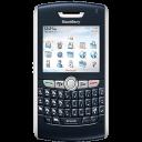 BlackBerry 8800 Emoticon