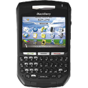 BlackBerry 8707g Emoticon