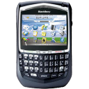 BlackBerry 8700g Emoticon