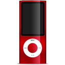 IPod Nano Red Emoticon