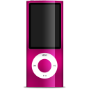 IPod Nano Magenta Emoticon