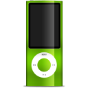 IPod Nano Green Emoticon