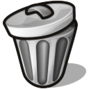 Trash Empty Emoticon