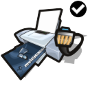 Printer Network Standard Emoticon