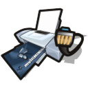 Printer Network Emoticon