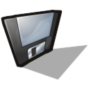 Floppy Disk Emoticon