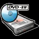Dvd Rw Drive Emoticon