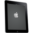 IPad Side Apple Logo Emoticon