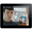 Ipad Landscape Star Trek Emoticon