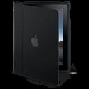 Ipad Flip Case Standing Emoticon