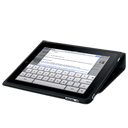 IPad Flip Case Keyboard Emoticon