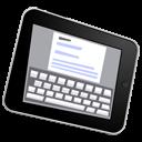 Ipad Write Emoticon