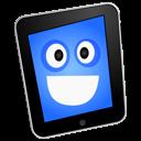 Ipad Happy Emoticon