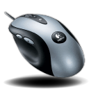 Logitech Mouseman Optical Mx 500 Emoticon