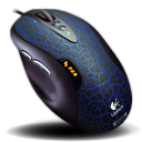 Logitech G5 Laser Mouse Refresh Emoticon