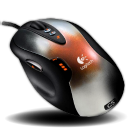 Logitech G5 Laser Mouse Emoticon