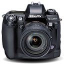 Fuji Finepix S3 Pro Emoticon