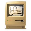 Macintosh Plus On Emoticon