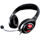 Creative Fatal1ty Gaming Headset Emoticon