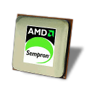 AMD Sempron CPU Emoticon