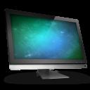 02 Computer Green Space Emoticon