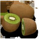 Kiwifruit Emoticon