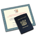 Citizenship Passport Emoticon