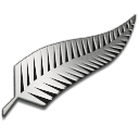 Silver Fern Emoticon