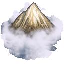 Mount Taranaki Emoticon