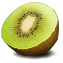 Kiwi Fruit Emoticon