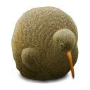 Kiwi Bird Emoticon