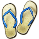 Jandals Emoticon