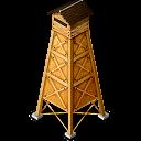 Yagura2 Hot Spring Tower Emoticon