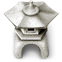 Ishidourou Garden Lantern Emoticon