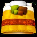 Futon Bed Emoticon