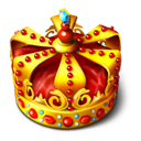 Crown Emoticon