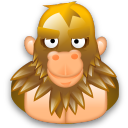 Bigfoot Emoticon