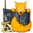 Firefox Old School Final Emoticon