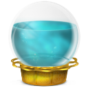 Crystalblue Emoticon